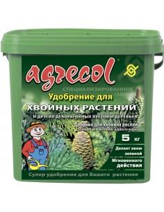 Agrecol (Агрикол) добриво для хвойних рослин 5 кг