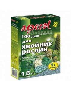 Agrecol (Агрикол) 100 дней удобрения для хвойных 1,5 кг
