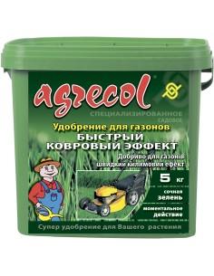 Agrecol (Агрикол) Добриво для газонів швидкий килимовий ефект  5 кг