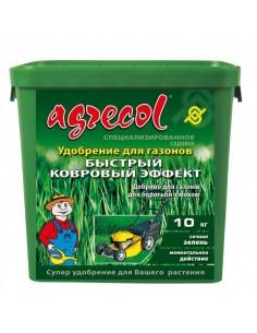 Agrecol (Агрикол) Удобрение для газонов быстрый ковровый эффект 10 кг