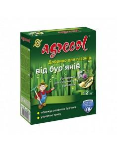 Agrecol (Агрикол) Добриво для газону від бур'янів 1,2 кг