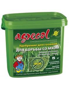Agrecol (Агрикол) Добриво для газону проти моху 5 кг
