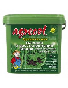 Agrecol (Агрикол) Удобрение для закладки и восстановления газона 5 кг