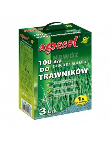 Agrecol (Агрикол) 100 дней удобрение  газона 3 кг