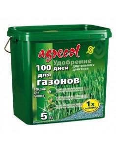 Agrecol (Агрикол) 100 дней удобрение  газона 5 кг