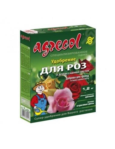 Agrecol (Агрикол) удобрение  для роз 1,2 кг