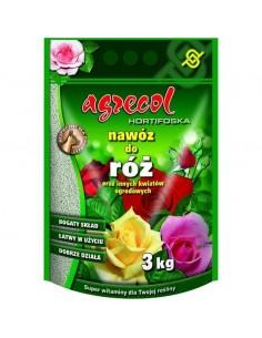Agrecol (Агрикол) Хортіфоска добриво для троянд 3 кг