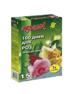Agrecol (Агрикол) Добриво 100 днів для троянд 1,5 кг