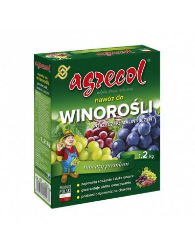 Agrecol (Агрикол) Удобрение  для винограда малины и смородины 1,2 кг