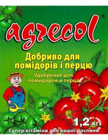 Agrecol (Агрикол) Удобрение для томатов и перцев 1,2 кг