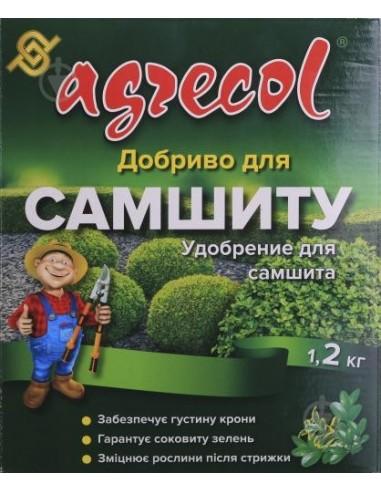 Agrecol (Агрикол) Удобрение для самшита 1,2 кг
