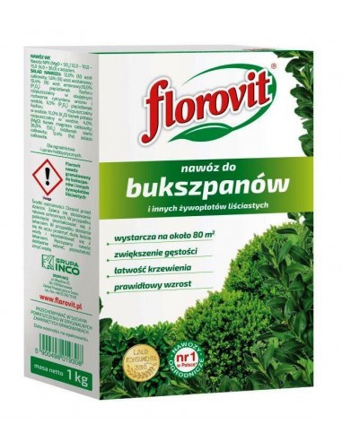 Florovit (Флоровит) для самшита, 1 кг...