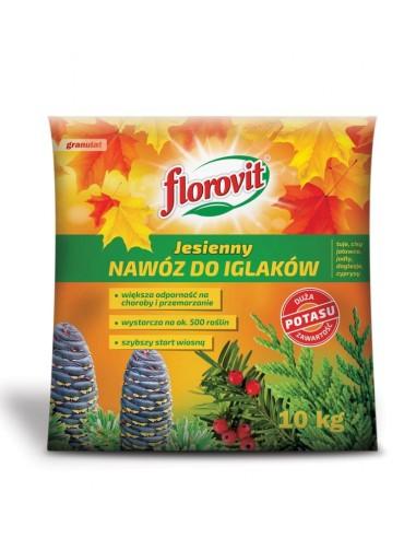 Удобрение Флоровит Florovit осень для...