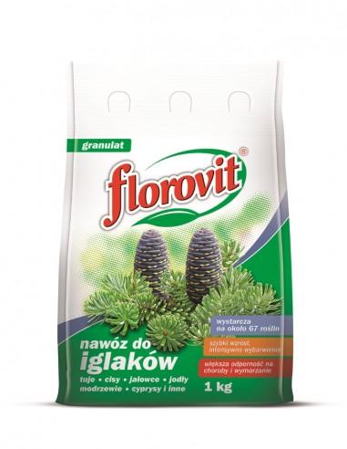 Florovit (Флоровит) для хвойных, 1 кг