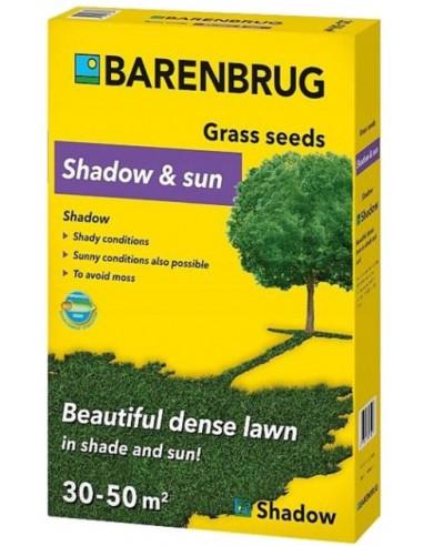 Газонная трава Barenbrug Shadow & Sun...