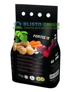 Добриво Arvi Fertis НПК 11-9-20+МЕ для картоплі і овочів 3 кг