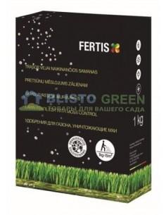 Удобрение Arvi Fertis НПК 15-0-0+Fe для газона 1 кг