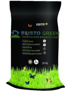 Удобрение Arvi Fertis НПК 17-6-11+МЕ для газона 20 кг