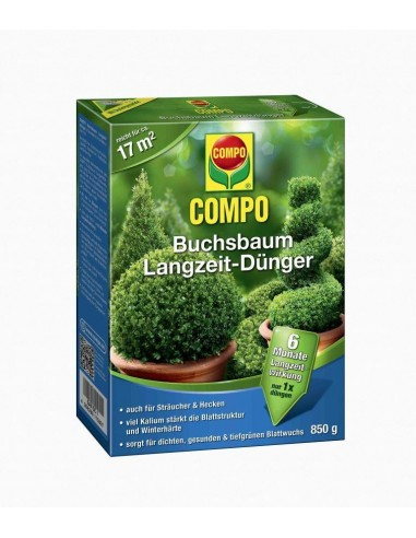 Удобрение Compo для буксуса 850 г